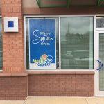 Window Poster- Dentistry for Children