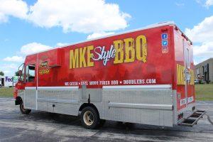 Food Truck Wrap, Food Truck Graphics