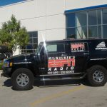 Hummer SUV Graphics