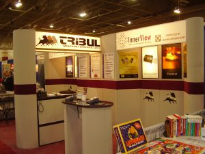 Tribul Custom Trade Show Booth Display