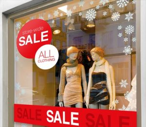 Rogers Window Signs & Graphics promotional sign 2 300x262