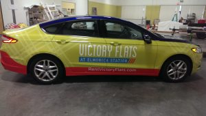 Unique Vehicle Wraps for Business Promotion
