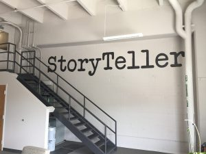 StoryTeller Wall Graphics