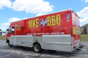 Food Truck Wrap, Food Truck Graphics