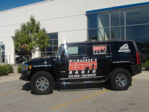 Hummer SUV Graphics