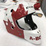 hockey mask vinyl graphics