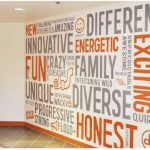 Indoor Signs wall graphic 150x150